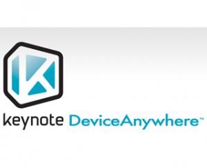 Keynote DeviceAnywhere