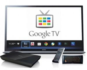 Google TV applications