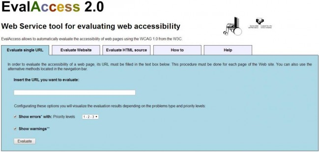 EvalAccess 2.0