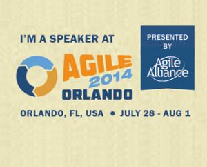 Agile2014 Orlando