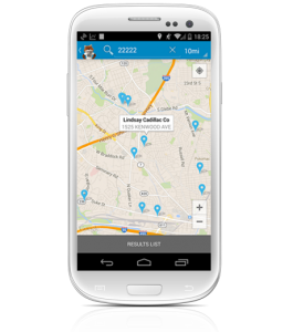 Carfax Android app
