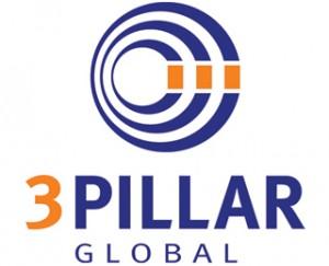 3Pillar Stacked Logo