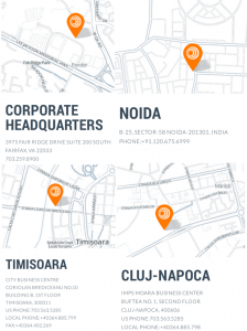 3Pillar Global Locations