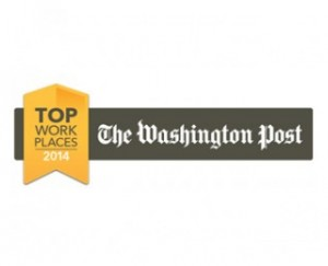 Top Workplaces Award logo