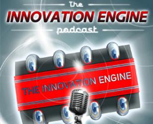 Innovation Engine Podcast Logo