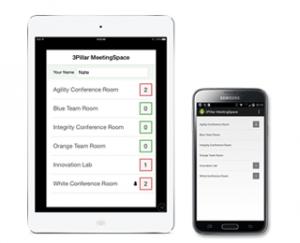 iPad and Android Beacon Prototype