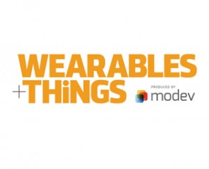 Wearables + Things Logo