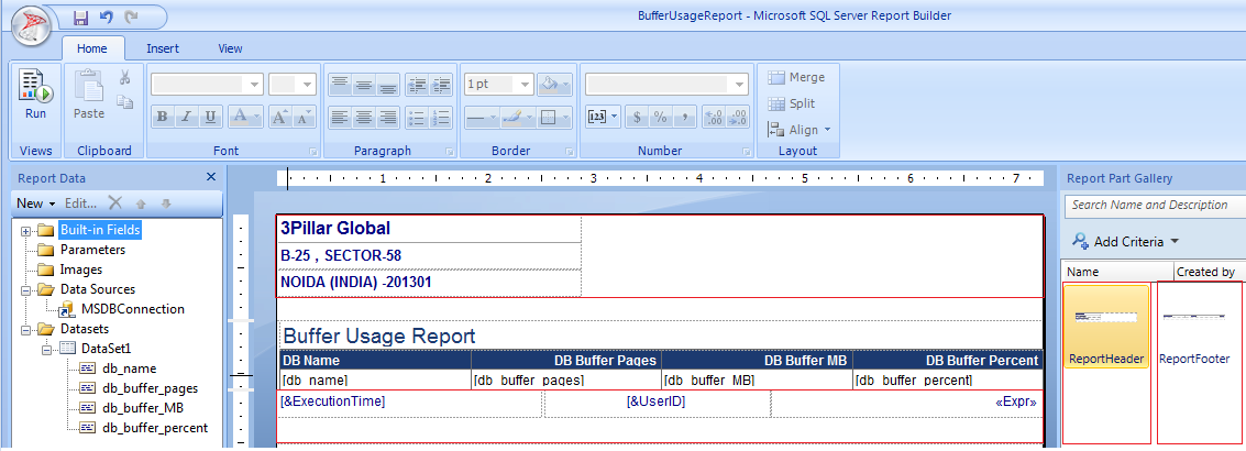 Tips and Tricks for Ensure Consistency in SSRS Reports