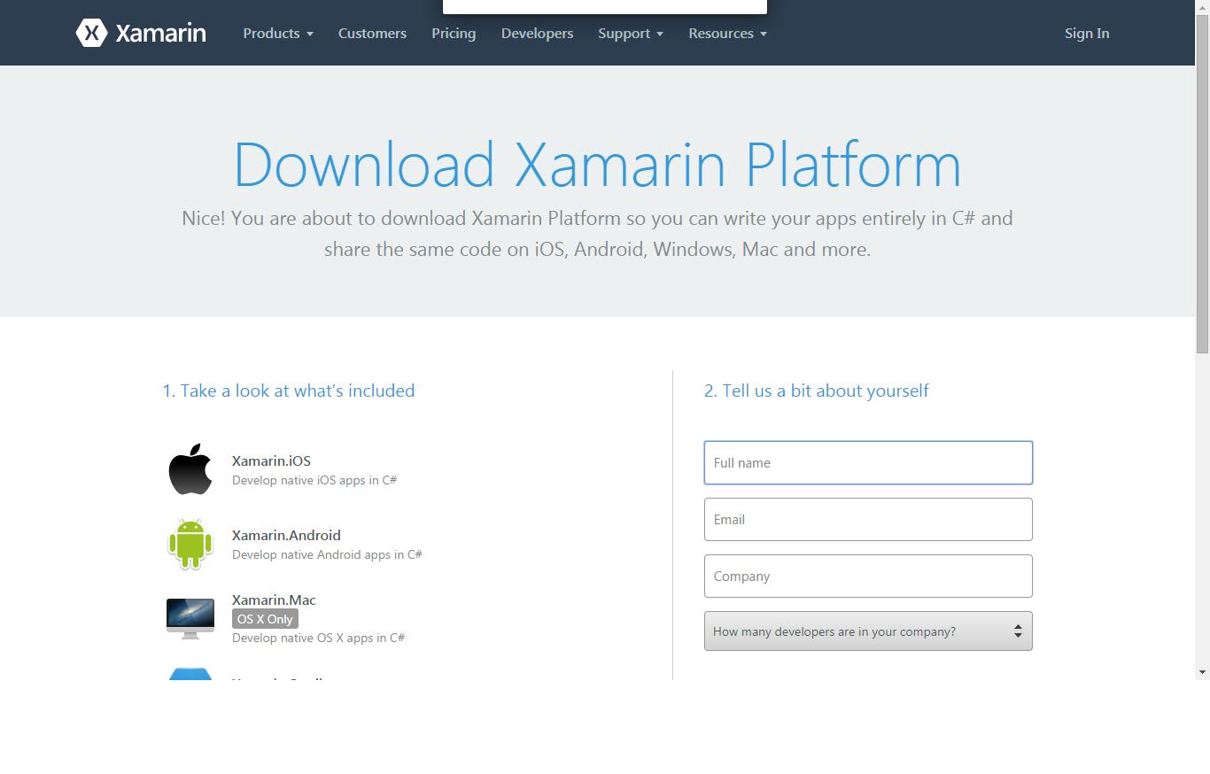 Understanding the Xamarin Framework