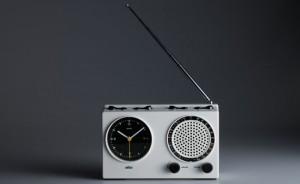 Braun clock radio