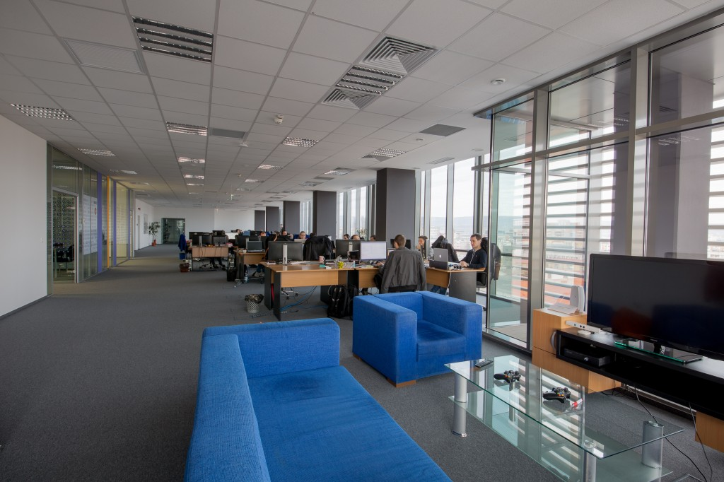 3Pillar Cluj office