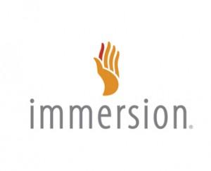 Immersion Corporation Logo