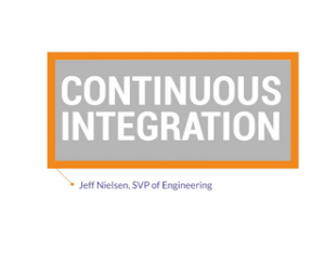 Continuous Integration Slide