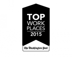 Washington Post Best Places to Work 2015