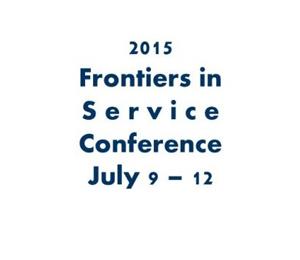 Frontiers in Service Header