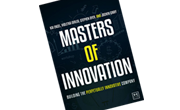 Masters of Innovation Book