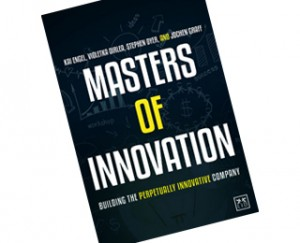 Masters of Innovation Book Cover