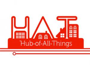 Hub of All Things Logo - Big Data/HAT