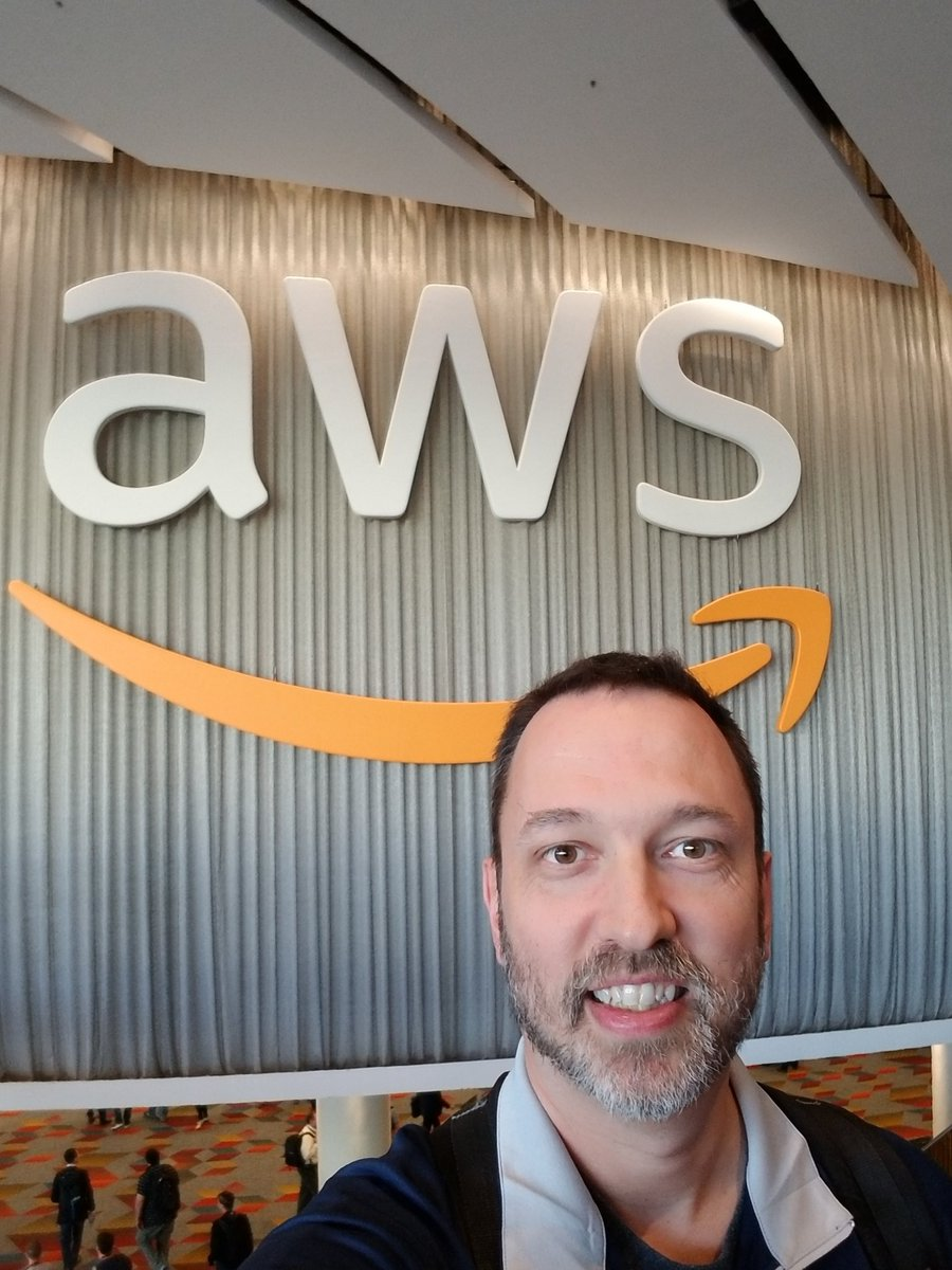 Dan Greene at AWS