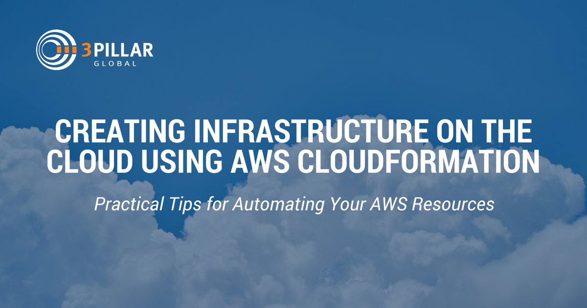 Creating Infrastructure on the Cloud Using AWS CloudFormation