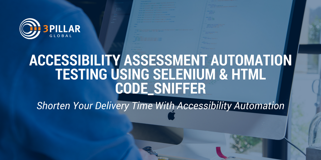 Accessibility Assessment Automation Testing Using Selenium & HTML