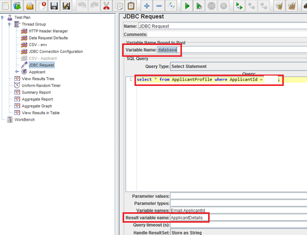 Integrating JMeter and MySQL With Your Database