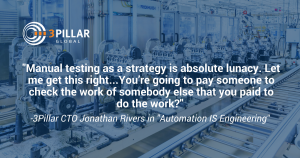 Automation is Engineering LinkedIn
