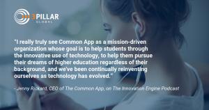 common app linkedin header