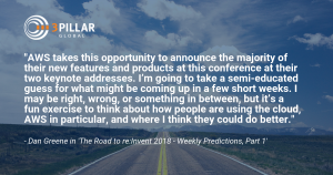 re:invent 2018 preview