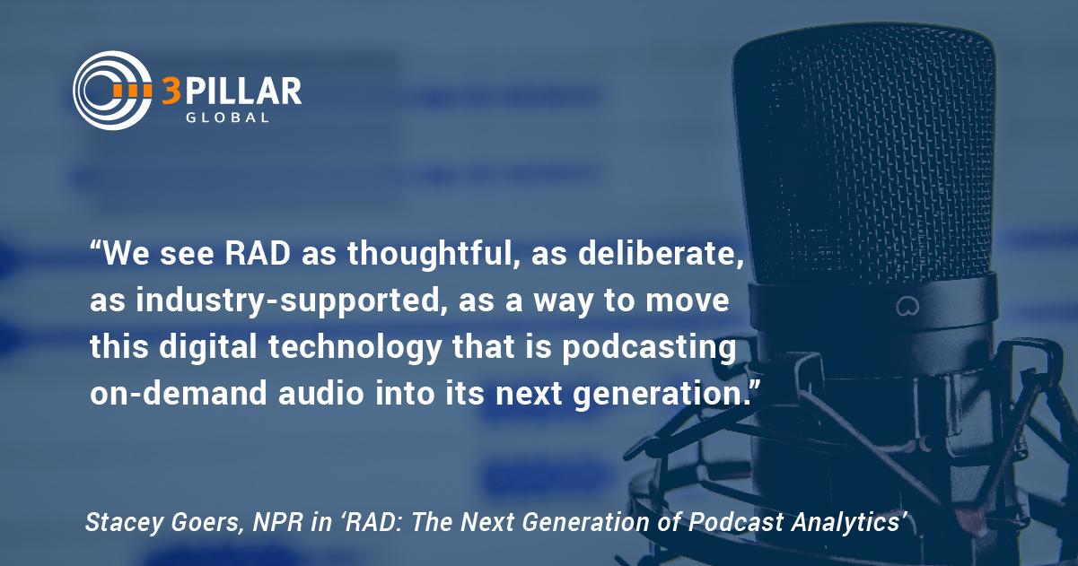 Remote Audio Data: The Next Generation of Podcast Analytics
