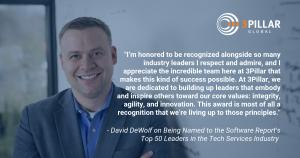 David DeWolf LinkedIn pull quote